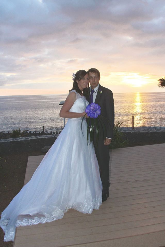 The Tenerife sunset