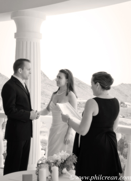Exchanging of vows
