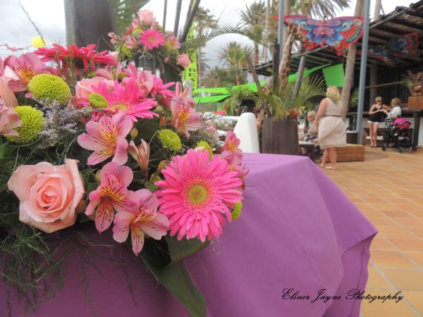 Flowers available